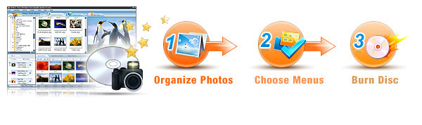 Make Photo Slideshows as Easy as 1-2-3