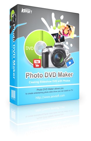 Photo DVD Maker Boxshot